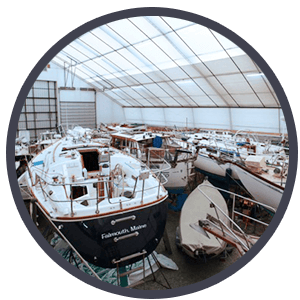 Boats on Display for Rental